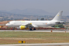 EC-LAA Airbus A.320-214 Vueling AGP 25-05-16 (PlanecrazyUK) Tags: lemg malagacostadelsolairport malaga costadelsol eclaa airbusa320214 vueling agp 250516