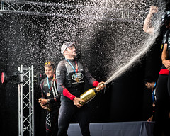 Ben Ainslie Champagne Celebration (Owen Davies Landscape Photography) Tags: americas cup portsmouth dutchess cambridge kate middleton prince william ben ainslie sailing southsea duke of royal family
