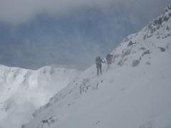 Scialpinismo Terminillo - M. Terminillo da Leonessa per la Vallonina