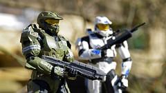 Halo Spartan (Basil Parylo) Tags: halo spartan