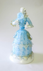 IMG_6681.jpg (babyfella2007) Tags: old blue italy woman jason art glass modern century vintage court design italian mod ebay dress antique style collection taylor collectible etsy murano mid collect midcentury courtier venini