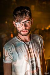 Nightclub lights (Justin Alex Photography) Tags: gay boy portrait man men alex beer bar club night canon fun disco photography 50mm lounge garoto nightclub rave fotografia boate sr homem app balada bubu senhor lightroom 6d instagram sralex