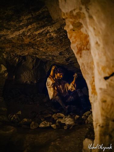 Chislehurst Caves. Kent.
