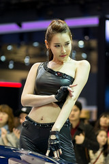 2015 Seoul Motor Show - Lee Hyo Young () (Skagos26) Tags: portrait woman hot sexy beautiful fashion asian outfit promo model nikon women bokeh modeling autoshow korea korean promotional carshow  105mm racequeen kintex seoulmotorshow carmodel promotionalmodel  d7100  eventmodel    leehyoyoung 2015