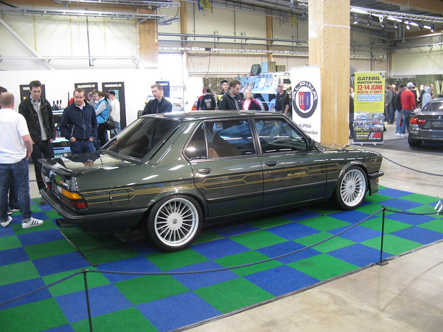 cars alpina turbo bmw b7 5series 5er e28