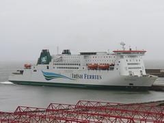 15 04 12 Rosslare  (10) (pghcork) Tags: ireland ferry wexford ferries rosslare stenaline irishferries