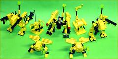 Labor Protectors (ShaunGamer) Tags: mobile lego frame zero