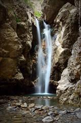 Cascata del Catafurco (marco.sottile) Tags: longexposure nikon esposizione cascata 18105mm galatimamertino cascatadelcatafurco d5100 effettoseta catafurco