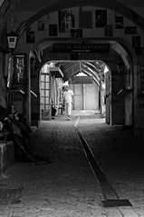 Little Places full of History (Jl Minden) Tags: people blackandwhite streetphotography framing