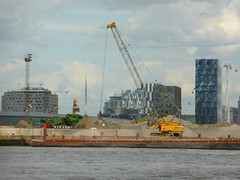 Circuit of the Isle of Dogs (unravelled) Tags: greenwich victoriadeepwaterterminal