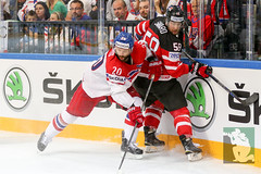 "IIHF WC15 SF Czech Republic vs. Canada 16.05.2015 044.jpg • <a style=""font-size:0.8em;"" href=""http://www.flickr.com/photos/64442770@N03/17770978991/"" target=""_blank"">View on Flickr</a>"