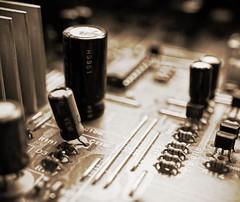 KX393 (Ben Wightman) Tags: technology boardwalk circuits circuitboard macromondays