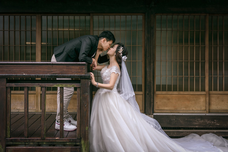 台北婚紗,自助婚紗,淡水婚紗景點,一滴水博物館