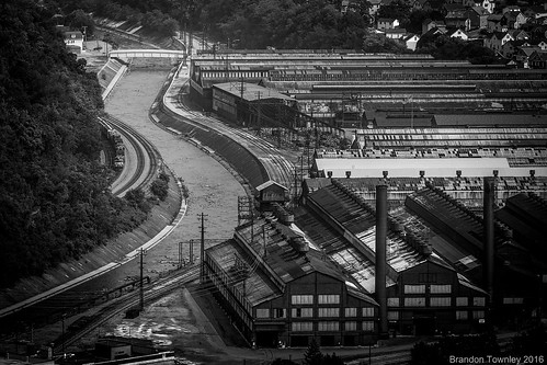 Norfolk Southern in Johnstown, PA