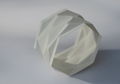 Rdchen_1 (Kristina Wiling) Tags: origami folding rockpaper kristinawissling