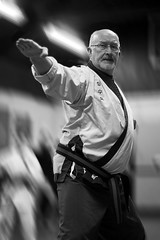 UK's Best Karate Instructor (Darmon-Arr) Tags: uk grand best kong master karate teaching tang sodo instructor