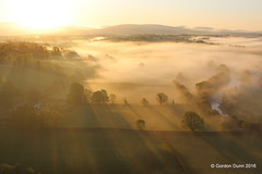 IMG_1219 (ppg_pelgis) Tags: ireland summer sunrise landscape flying northern ppg arial tyrone omagh notadrone