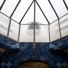 batll (zecaruso) Tags: barcelona bcn skylight bara casabatll ze lucernario antonigaud zeca claraboya nikond300 zecaruso cicciocaruso zequadro ze