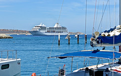 photo - Seven Seas Mariner, Cabo San Lucas (Jassy-50) Tags: mexico bay harbor boat photo cruiseship bajacalifornia regent cabosanlucas mariner loscabos rssc sevenseasmariner regentsevenseasmariner regentsevenseascruises