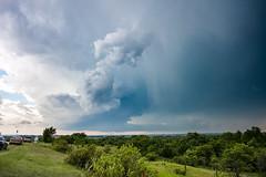 End of Katie, OK EF4 Tornado (Brandon R. Smith) Tags: storm weather clouds katie sulphur davis ok tornado severeweather supercell ef4 may9th