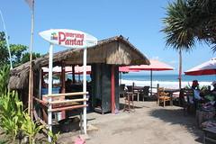 Warung Pantai = Caf de la plage (GeckoZen) Tags: bali caf indonesia pantai warung