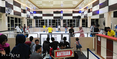 Synthetic Ice rink in Indonesia (XTRAICE) Tags: indonesia padang fec iceskatingrink familyentertainmentcentre syntheticice xtraice indooricerink syntheticicerink syntheticicesurface syntheticicetiles