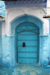 IMG_3694 (rachel_salay) Tags: city blue morocco chefchaouen