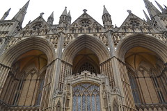Peterborough Cathedral (greentool2002) Tags: