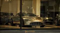 Aston Martin DB10 - Bond Car (ehanoglu) Tags: car turkey movie james trkiye istanbul bond v8 spectre astonmartin 007 vantage emre vanquish rapide yeniky db10 exoticistanbul emrehanoglu emrehanolu hanolu yenikymotors