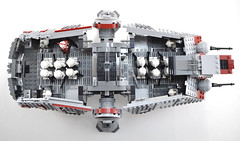 AT-TE18 (clebsmith) Tags: starwars lego walker