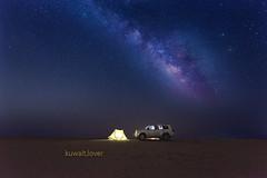 MILKY WAY (Kuwait.lover) Tags: uk usa ny france landscape bahrain nikon dubai gulf uae kuwait oman qatar q8 ksa 500px iphoneography d800e
