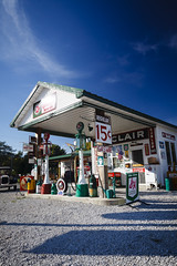 Gay Parita Sinclair Station (Notley) Tags: outdoor architecture building gasstation sign signs gayparitasinclairstation sinclairstation station petrolstation gas petrol 2010 october route66 missouri httpwwwnotleyhawkinscom notleyhawkinsphotography notley notleyhawkins 10thavenue evertonmissouri halltownmissouri