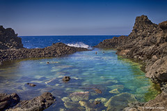 Lago delle ondine, Pantelleria (S-L Photo) Tags: beautiful paradiso paradise holiday vacanze sicilia italy summer panorama landscape colors 2470 5d canon italia isola lago ondine mare lagodelleondine pantelleria colori piscina stefanoluraschi