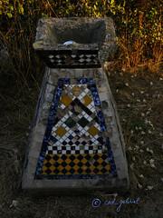 (cod_gabriel) Tags: mosaic romania bucharest bucuresti mozaic bukarest roumanie boekarest bucarest romnia tineretului bucureti bucareste parcultineretului mobilierstradal