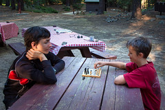 Nikko and Erick _4099 (hkoons) Tags: aspen group jackson meadow reservoir peace corps spring unit tahoe national forest 2016 sierra sierras campout mountians recreation rpcv