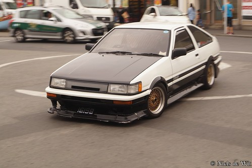 1983-1987 Toyota Corolla Levin (AE86)