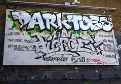 Dark Toes (cocabeenslinky) Tags: street city uk england urban streetart london art dark lumix graffiti toes artist grafitti photos south graf united capital kingdom tunnel east panasonic waterloo april graff leake se1 artiste 2015 dmcg6 ©cocabeenslinky