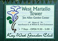 Key West (Florida) Trip, November 2014 0261Ri (edgarandron - Busy!) Tags: keys florida keywest floridakeys higgsbeach westmartellotower keywestgardenclub