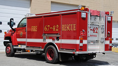 Woodstock Volunteer Fire Department (zamboni-man) Tags: park county new york nyc ny port fire state saratoga ships police upstate springs valley albany hudson states shipping ems entry schednecidy