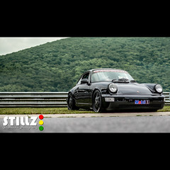 Larry's 964 Track side