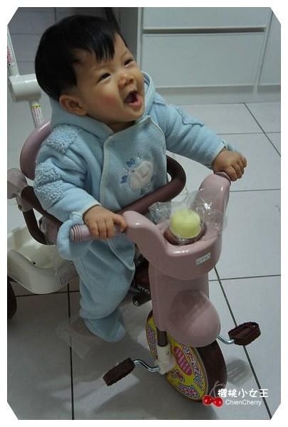 日本iimo二代摺疊三輪車