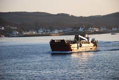 Jodie Anne, Kishorn (Mrtainn) Tags: bag boot scotland boat highlands barca barco alba escocia bateau alban szkocja bt esccia schottland btur bote westerross vene schotland d ecosse lochalsh scozia txalupa paat fanas skottland rossshire cwch laiva skotlanti skotland kyleoflochalsh bd kayk bd ladja  broskos varca balca caollochaillse csnak  valtis esccia skcia  albain brka bta iskoya  rawtherapee  lun barc lochaillse  gidhealtachd taobhsiarrois siorramachdrois llancha scoia  fergusontransport battellu skath jodieanne