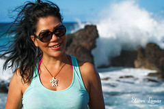 Maui Vacation (Steven Lamar) Tags: vacation nature beautiful beauty smile canon hawaii waves tide naturallight maui tropical canon7d stevenlamar lightfxstudio
