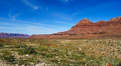 On the way to Marble Canyon... (Rkitichai) Tags: vacation arizona nature landscape unitedstatesofamerica roadtrip wanderlust traveller canyons pagecity travelnutzmn