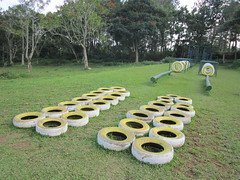 OBSTACLE COURSE (PINOY PHOTOGRAPHER) Tags: philippines tire davao mindanao