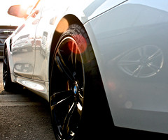 BMW M4 (Bradarchambault) Tags: bmw m4 blackrims