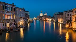 Venedig - Canal Grande ° Santa Maria della Salute
