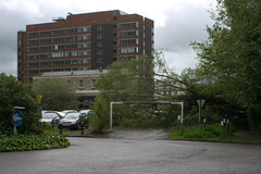Photo of Car park closed