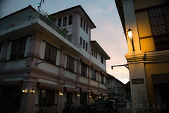 Vigan (simpaul11) Tags: architecture dawn nikon philippines colonial kitlens vigan ilocos ph crisologo heritagesite spanishtime d3300 philippinestreet ciudadfernandinadevigan