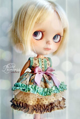 MINT CARAMEL By Odd Princess